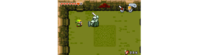We also want to include an Action Battle System to fight right in the map itself (like Zelda).