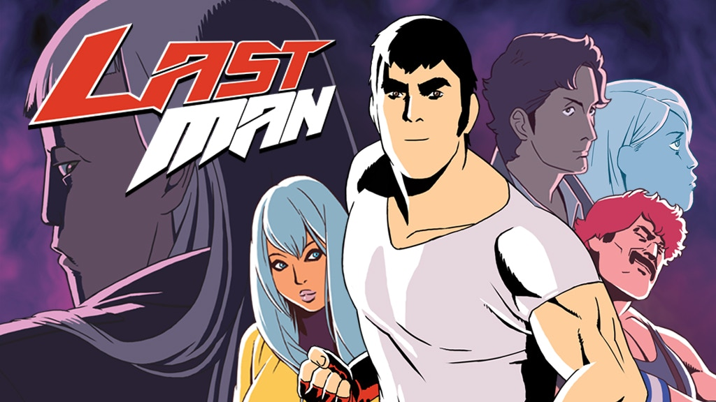 LASTMAN - The animated TV series project video thumbnail
