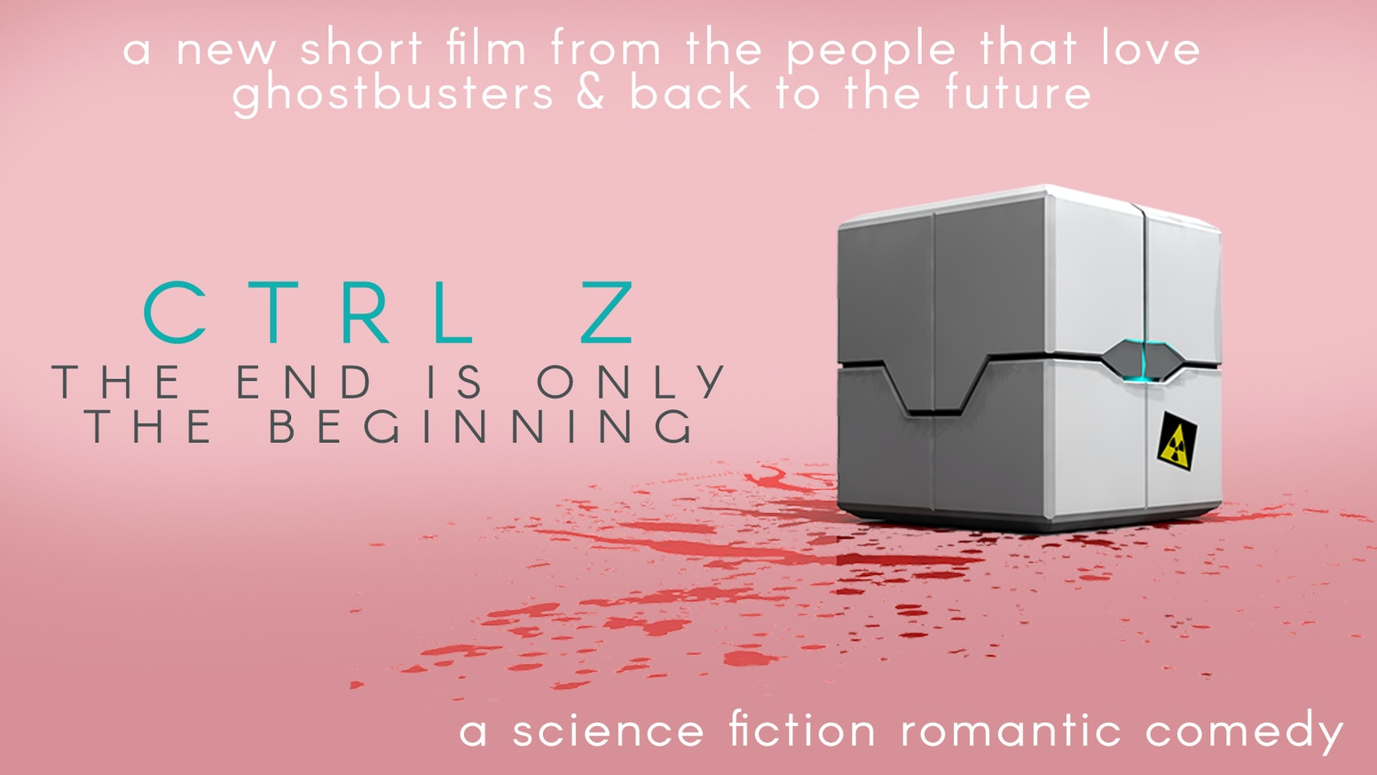 CTRL Z - A Science Fiction Romantic Comedy by James Kennedy