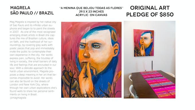 Magrela painting (GONE)