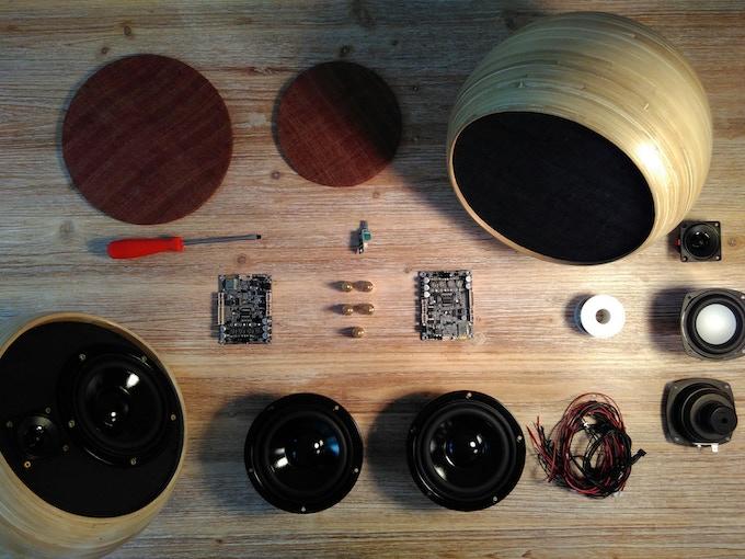 Hazang Components