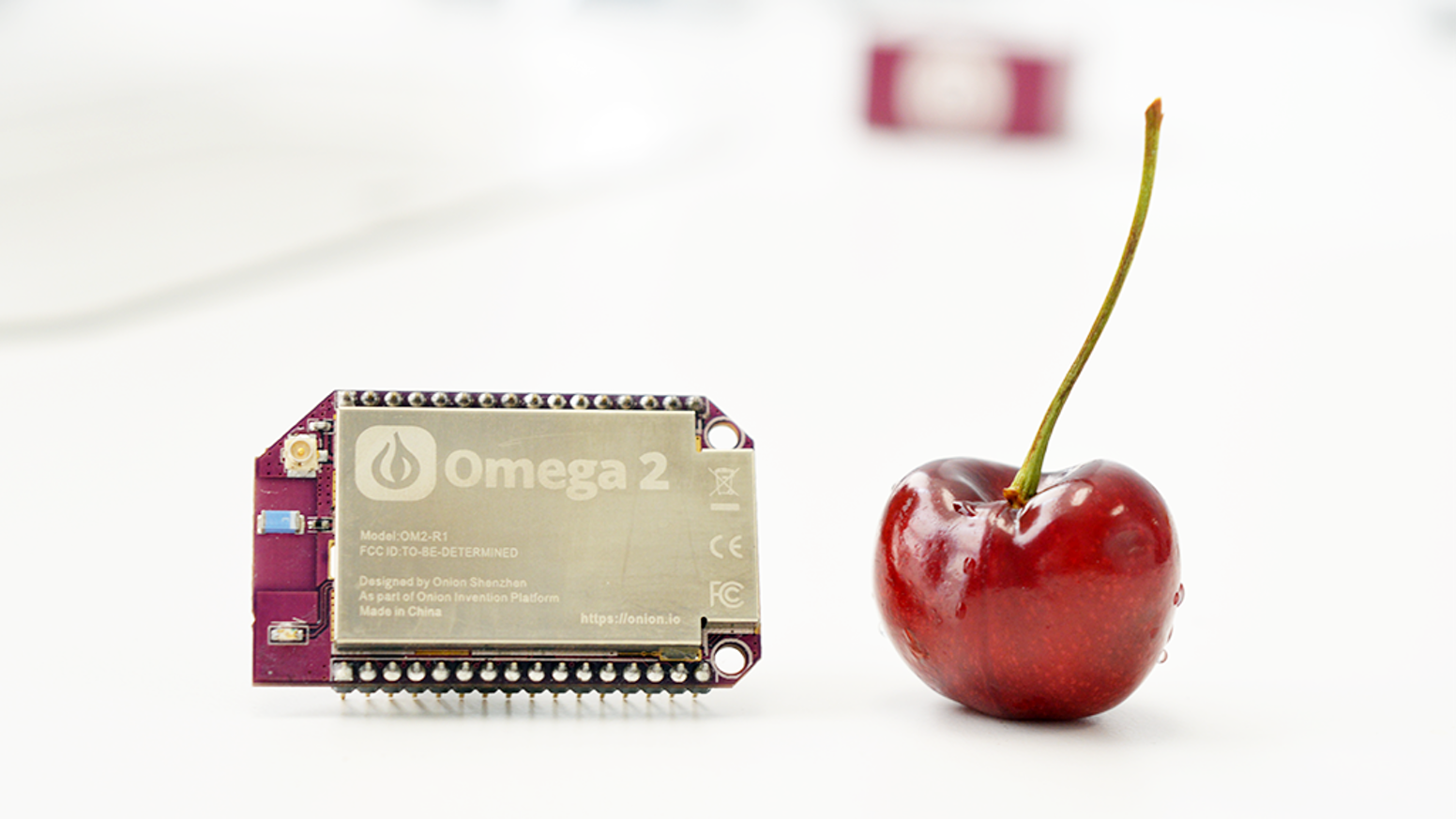 Omega2: $5 Linux Computer with Wi-Fi, Made for IoT by Onion