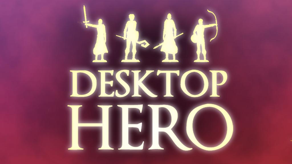 DesktopHero: Free 3D-Printable Character Maker project video thumbnail