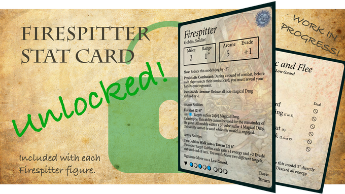 Stretch Goal 1: Stat cards included for all backers.