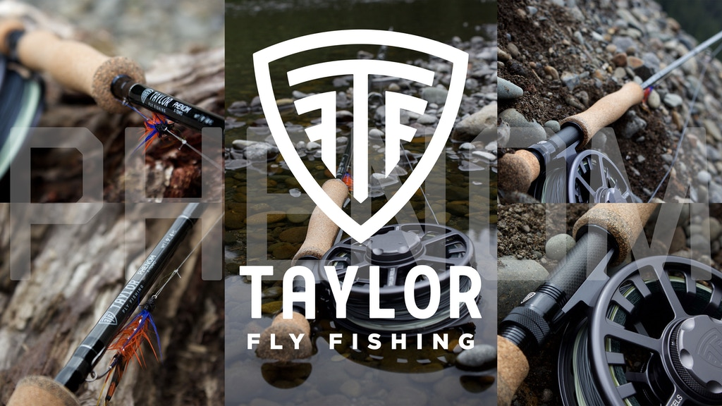 Taylor Fly Fishing Rod: PHENOM project video thumbnail