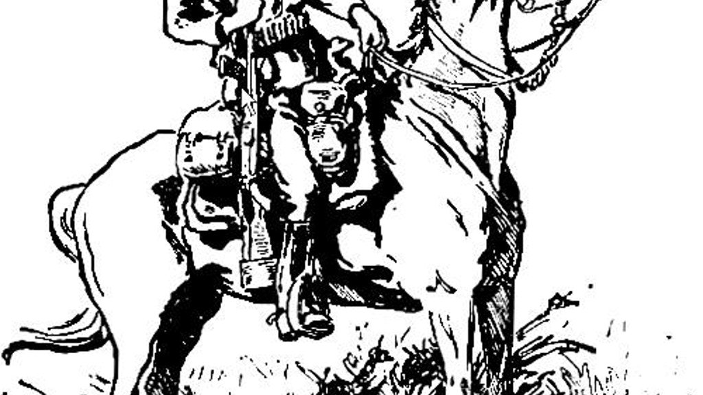 Warriors of the Wild Lands — Frontier Partisans Book project video thumbnail