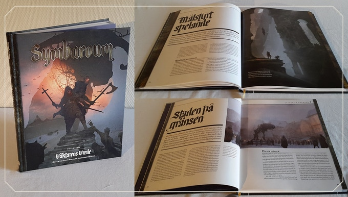 The Swedish edition of Thistle Hold - Wrath of the Warden