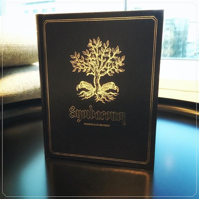 The Nightbane edition of the English Core Rulebook