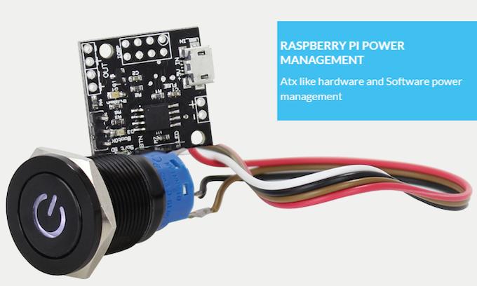 RaspTouch Standalone Audio Player Raspberry Pi 3 + SABRE DAC by