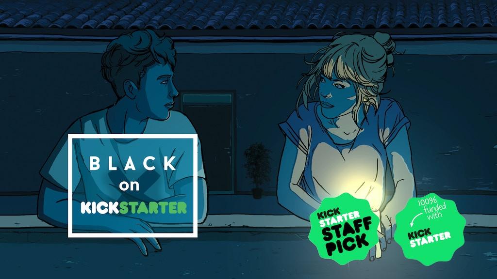 Black - Animated Short Film project video thumbnail