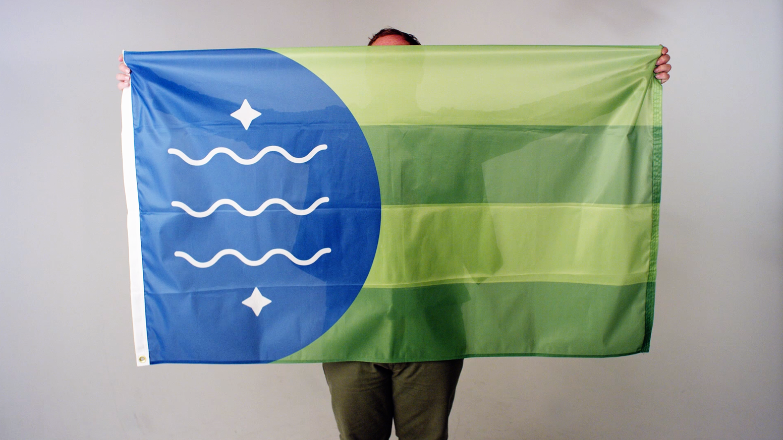 A new flag for Bellingham, Washington for sale for the first time ever.