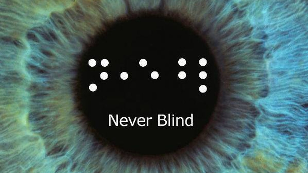 Project image for Never Blind