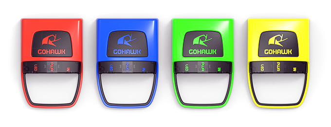 Help us reach $100k and choose from Red, Blue, Green, or Yellow options!