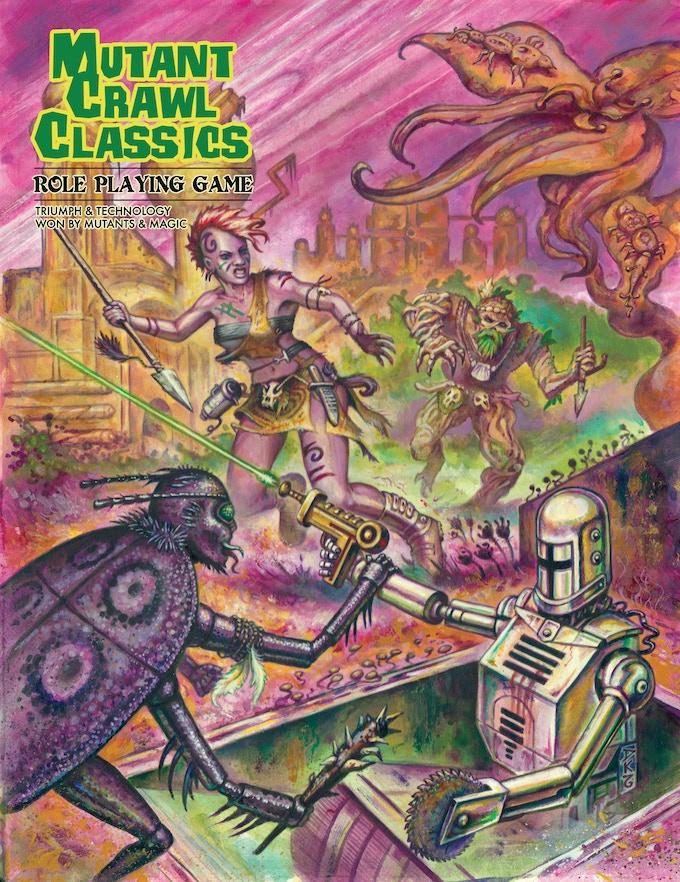 MCC cover art by Doug Kovacs