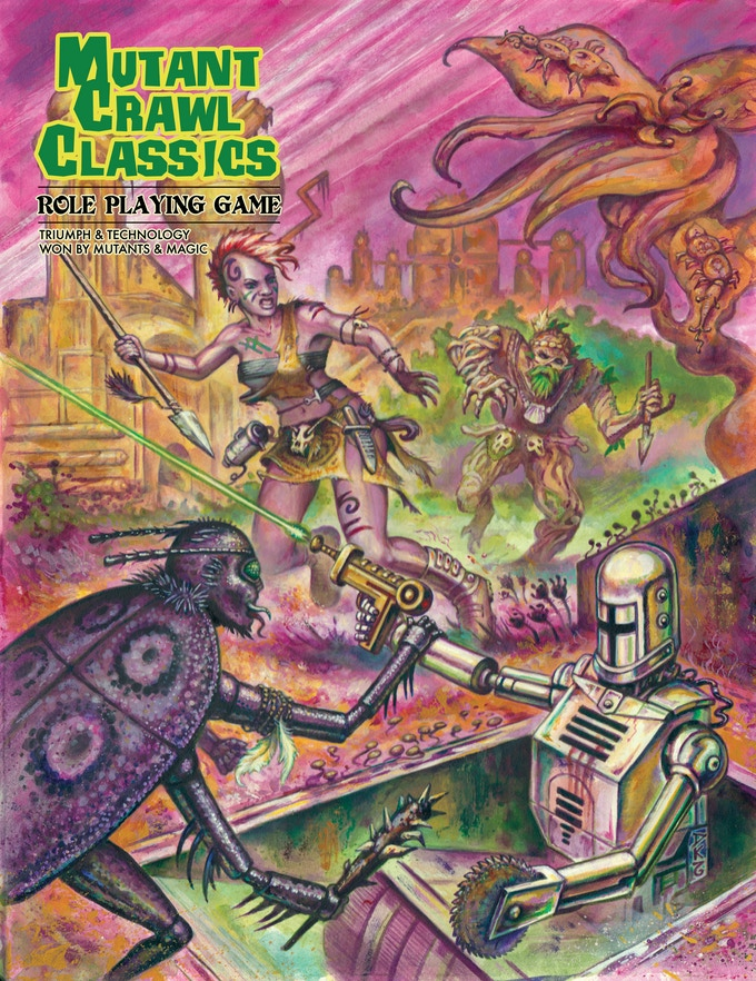 MCC cover art by Doug Kovacs