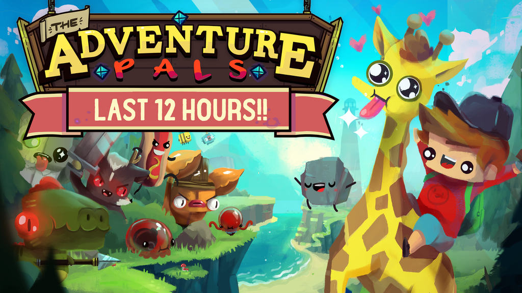 The Adventure Pals - A Story of Love, Giraffes & Hot Dogs project video thumbnail