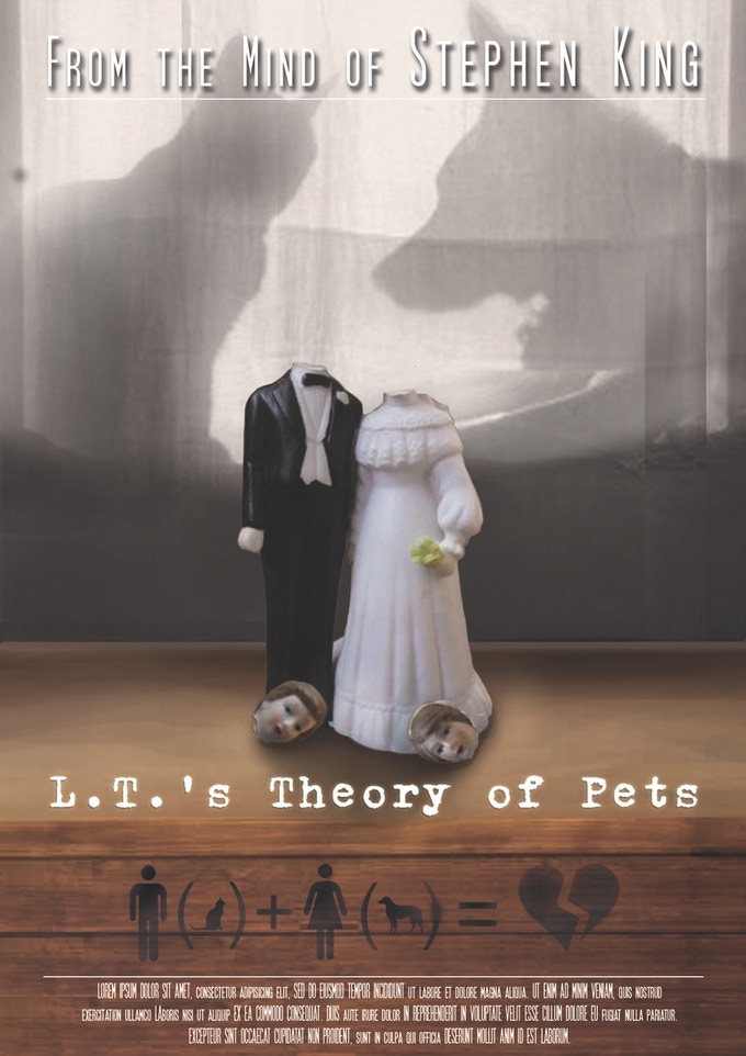 L.T.'s Theory of Pets Official Poster