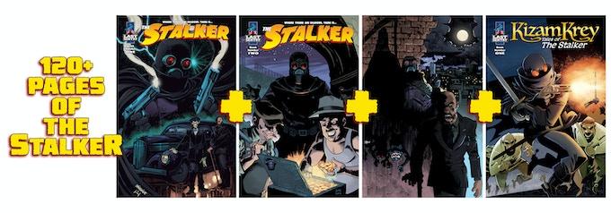 3d16f381e6ddad The Stalker Collection by Travis Huffman — Kickstarter