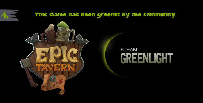 We've officially been Greenlit! Thank you to all of our supporters!