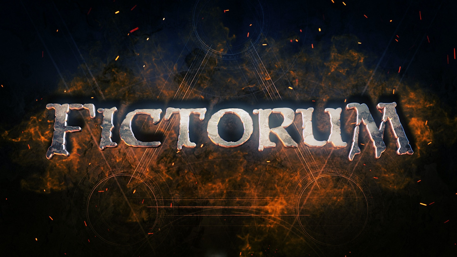 Fictorum is an action RPG featuring customizable, dynamic spell-casting and destructible structures.