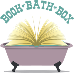 Bookbathbox a subscription box for epic book baths by for Bathroom w c meaning