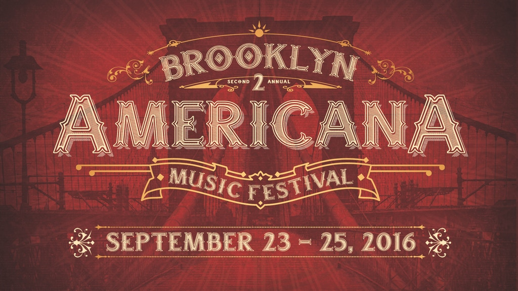 2nd Annual Brooklyn Americana Music Festival. Sixty Bands! project video thumbnail