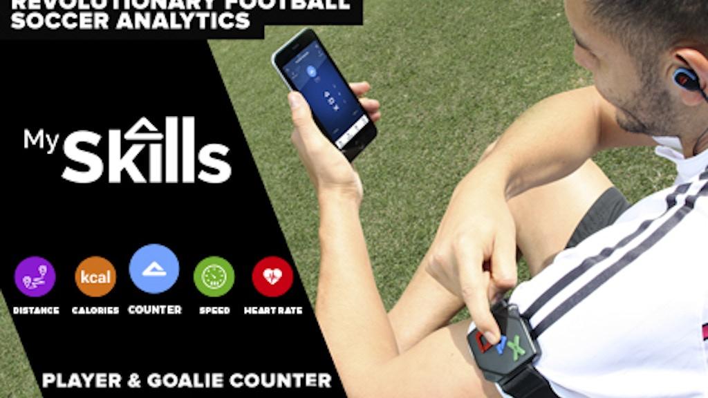 My Skills Revolutionary Football Soccer Analytics. project video thumbnail