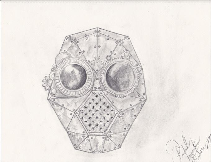Artwork by my sister - team member Rachel B. Fiorentino Gutierrez