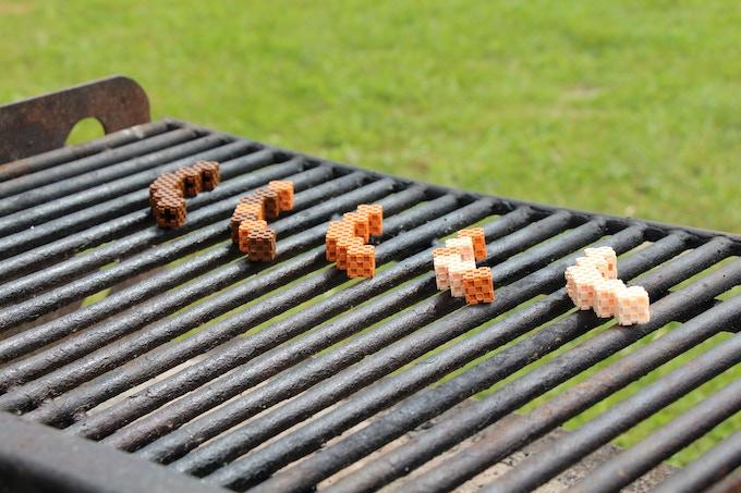 Lini cube - BBQ