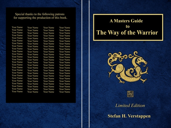 A Masters Guide To The Way Of The Warrior By Stefan Verstappen