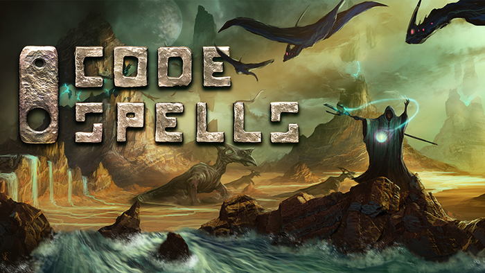 Become the most powerful wizard the world has ever seen by crafting magical spells in code.