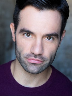 SOLOMON ............ Ramin Karimloo  (Les Miserables, Phantom of the Opera)