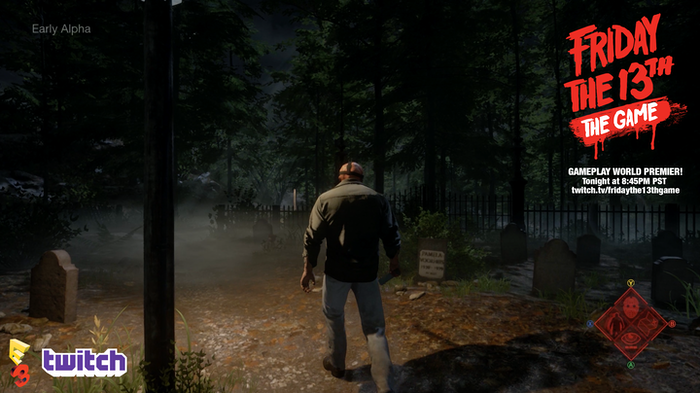 Jason is coming for you!!!