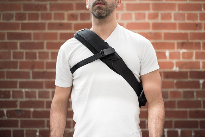 Mag-lock™ Magnetic Chest Strap.