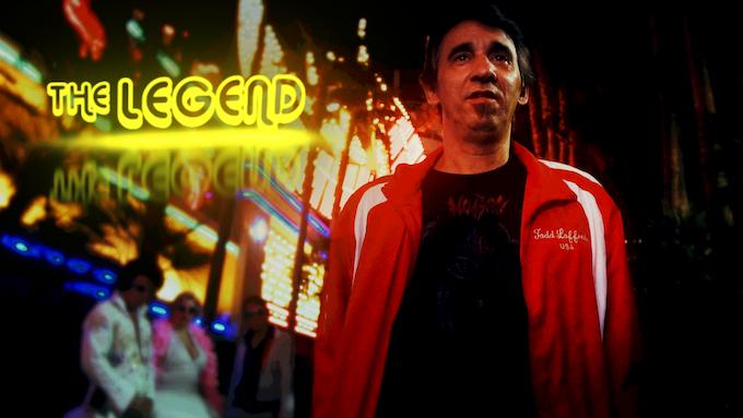 Todd aka The Legend