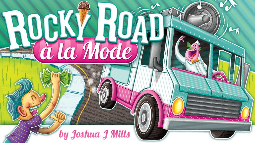 Rocky Road a la Mode from Green Couch Games! project video thumbnail