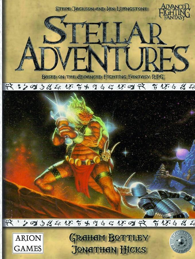 Stellar Adventures Provisional Cover