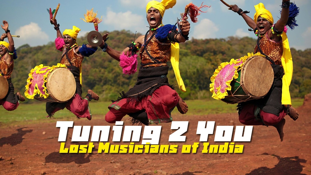 Tuning 2 You: Lost Musicians of India project video thumbnail