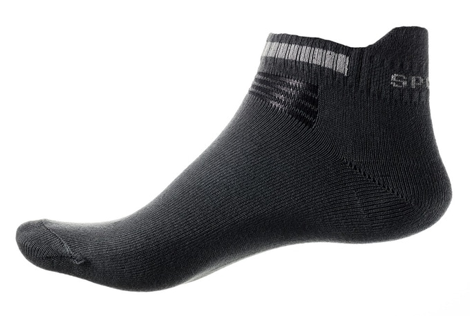 Early Prototype 1 - Micro 4'' : High quality anti-stink socks that you can wear to work, the gym, or just casual.