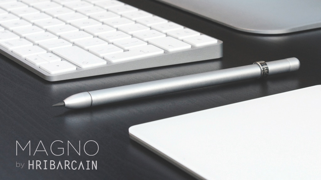MAGNO | The World's First Magnetically Controlled Pencil project video thumbnail