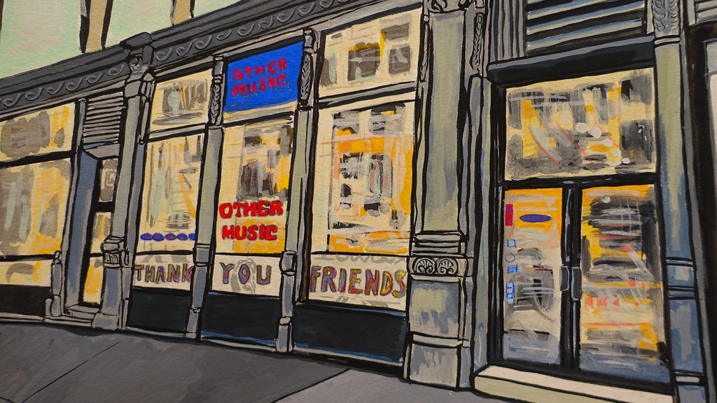 OTHER MUSIC: The Story Of An Iconic Independent Record Store project video thumbnail