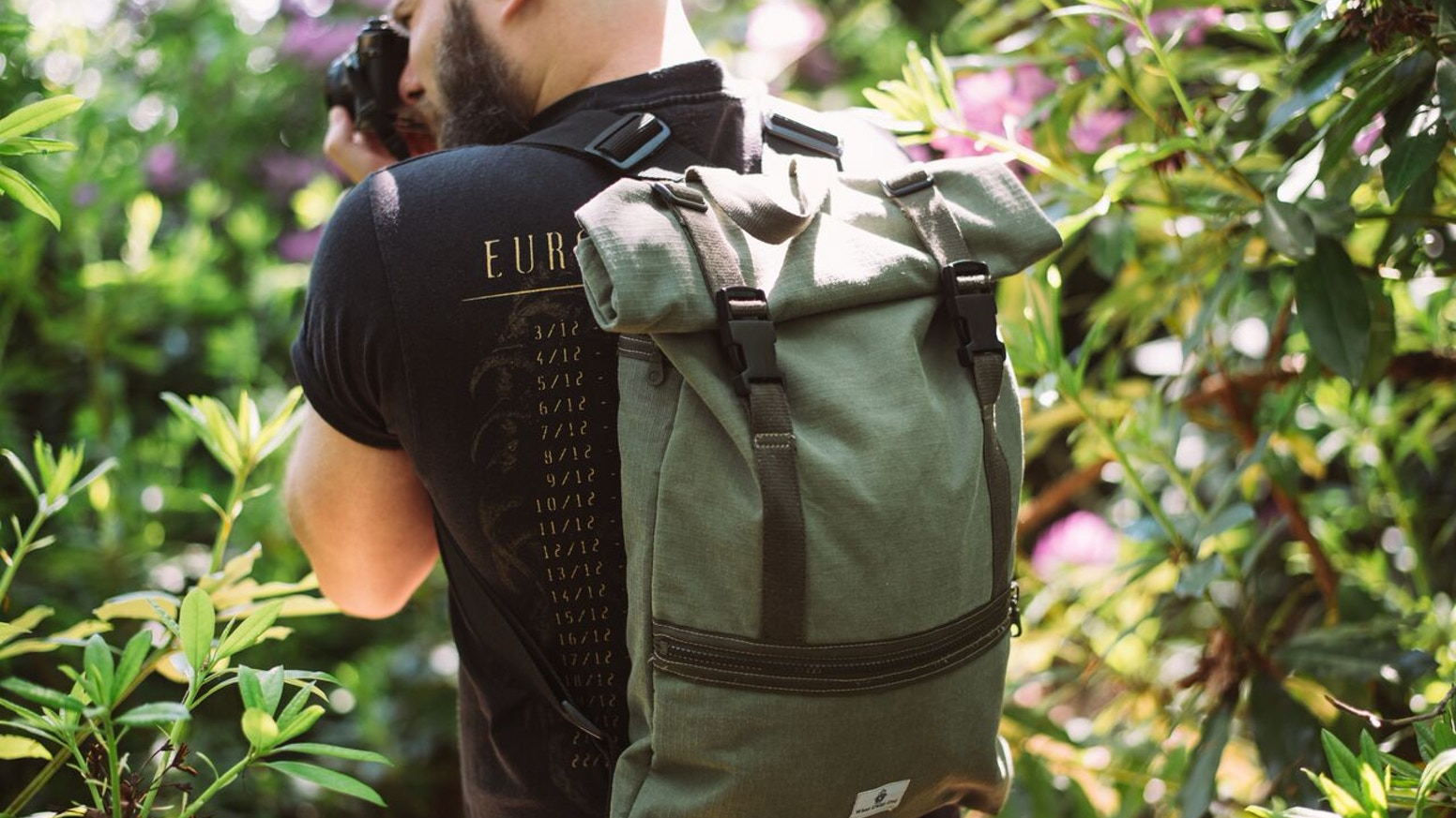 Creating jobs for homeless people through the creation of our vegan bags recycled from strong, waterproof army surplus materials.