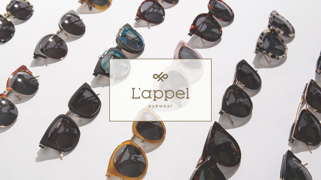 L'appel - Together we will see eyewear differently project video thumbnail