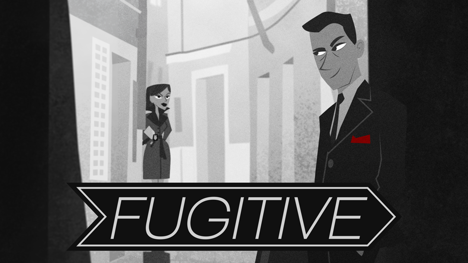 Fugitive - a tense two player deduction card game, full of close calls and great escapes - all packed into 10 minutes!