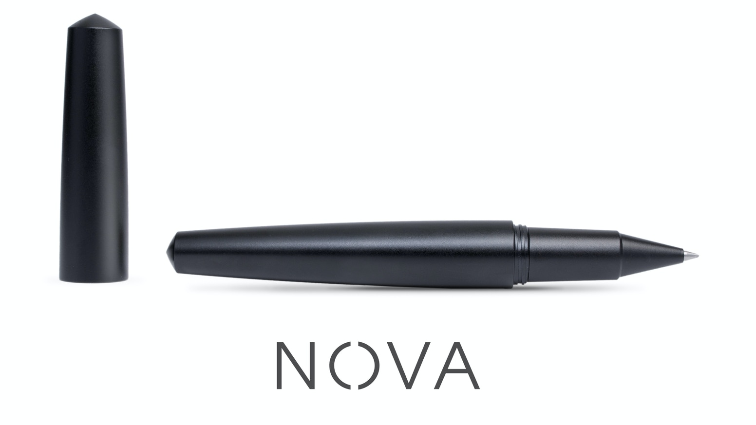 Solid Titanium, Brass or Aluminium Pen. Minimalist Design. The Ultimate Everyday Carry Writing Instrument.