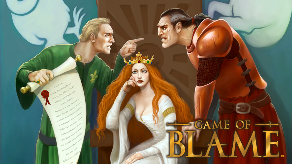 GAME of BLAME project video thumbnail