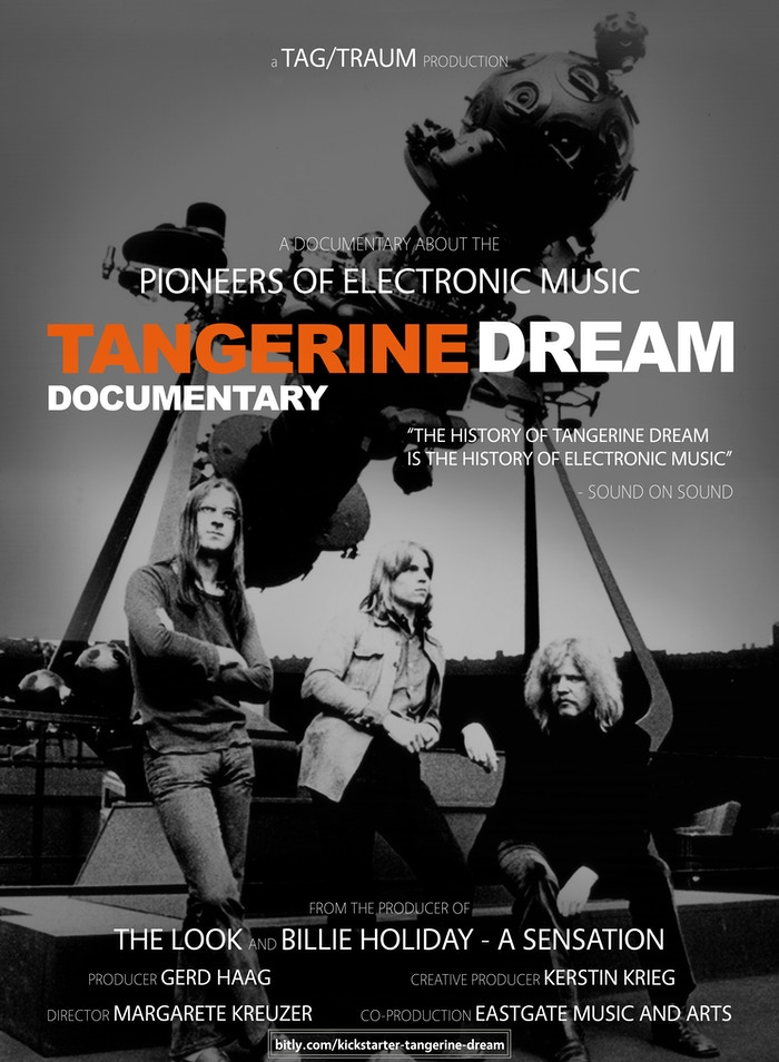 They shaped the world of music like few others did. The first feature-length documentary about Tangerine Dream.