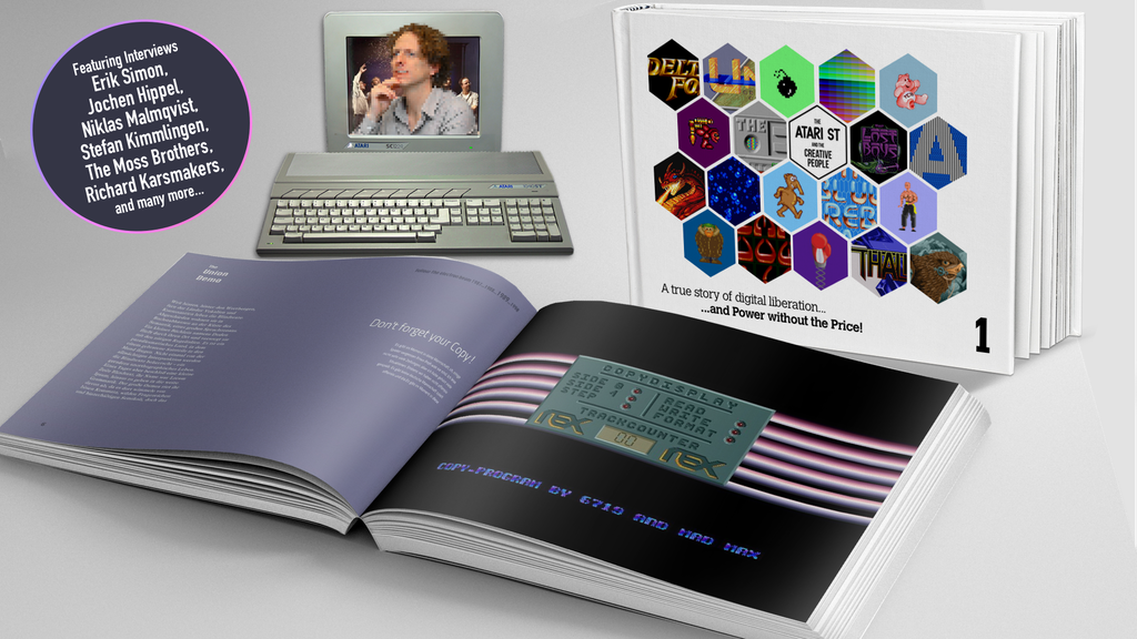 The Atari ST and the Creative People vol. 1 project video thumbnail