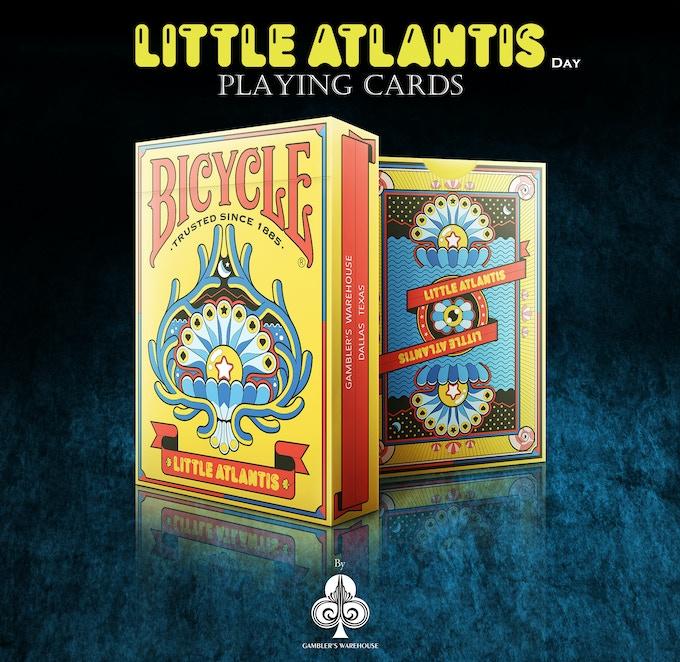 Bicycle Little Atlantis Day