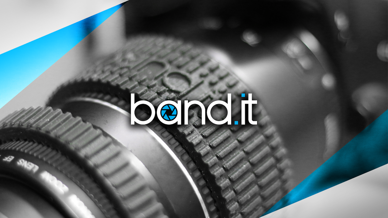 band.it is made of an extremely soft elastomer that makes camera adjustments easier and fumbling for your focus a thing of the past.